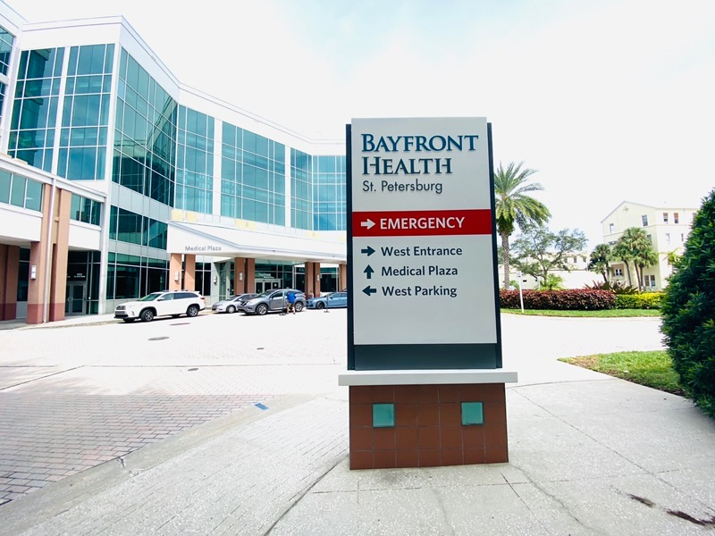 St. Petersburg City Council approves Bayfront Health land lease agreement with Orlando Health