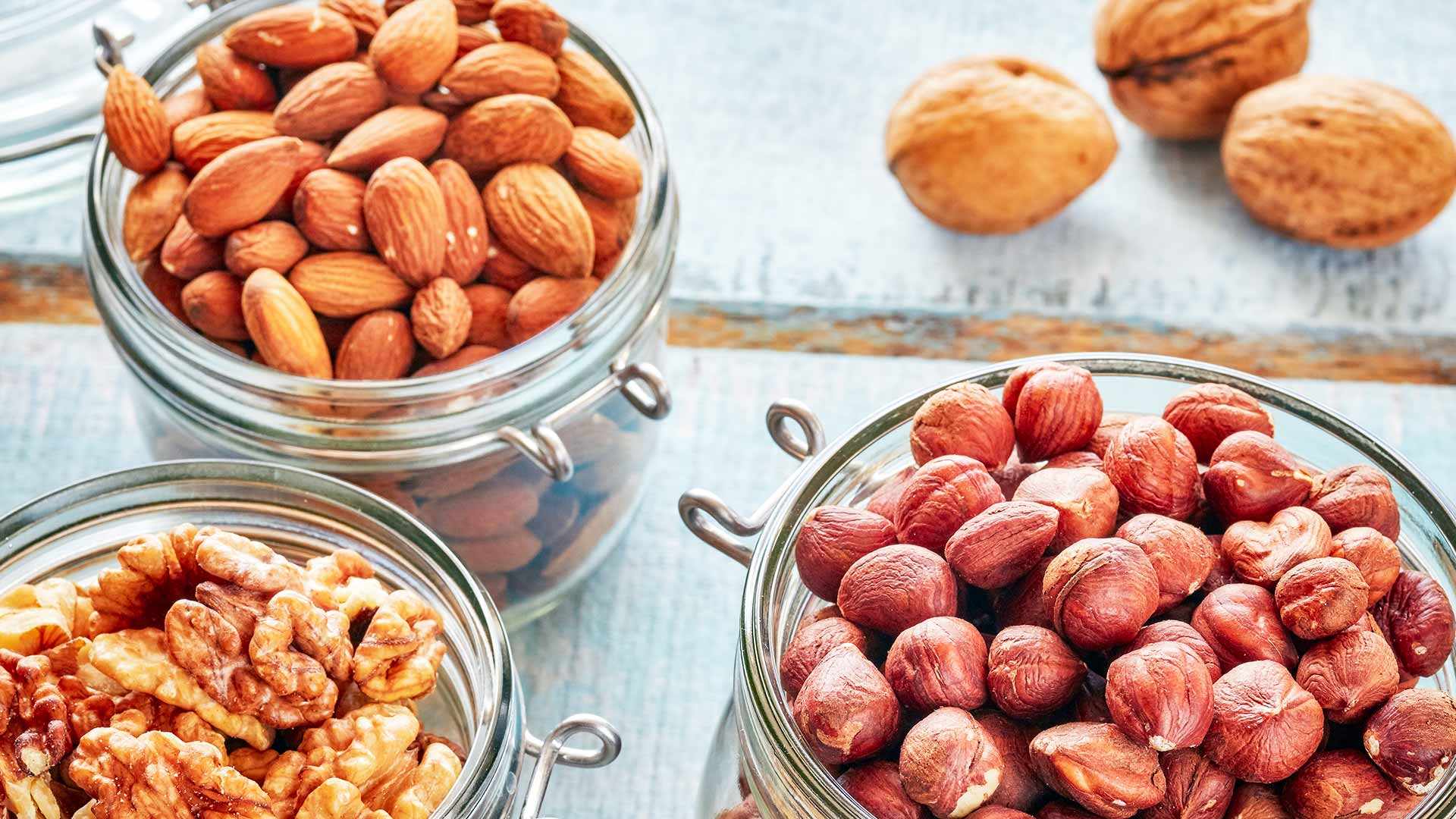 Indian Spiced Nuts