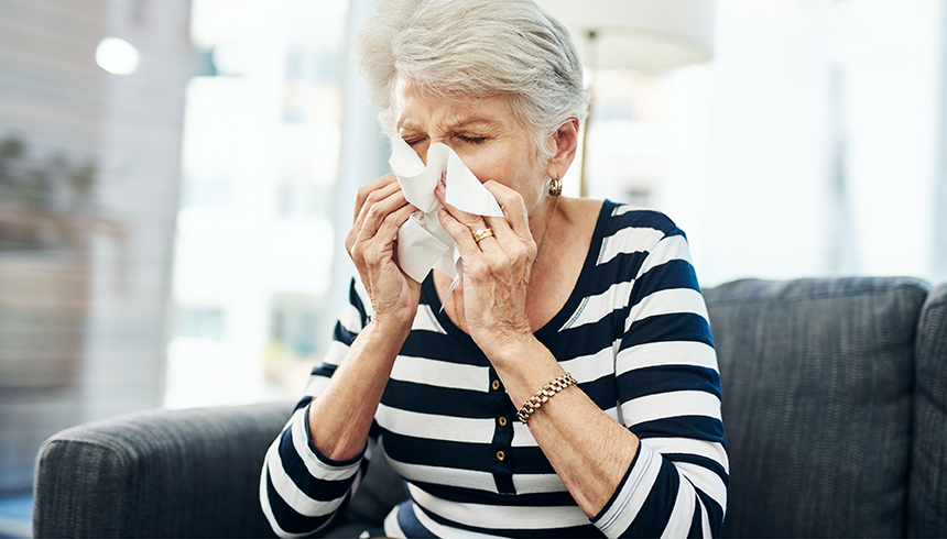 Why Allergies Change as We Age
