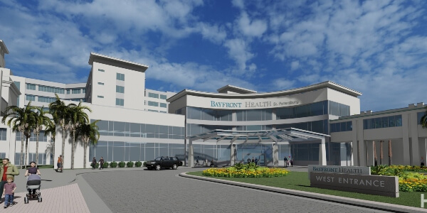 Bayfront Health St. Petersburg Announces New Plans